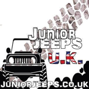 Junior Jeeps UK - logo