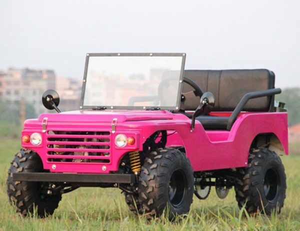 Junior Jeeps UK - Mini Land Rover Jeeps - Custom Colours