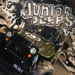 Junior Jeeps UK - Big Willys Style