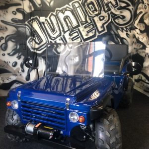 Junior Jeeps UK - British Classic Style Mini Jeep - Showroom