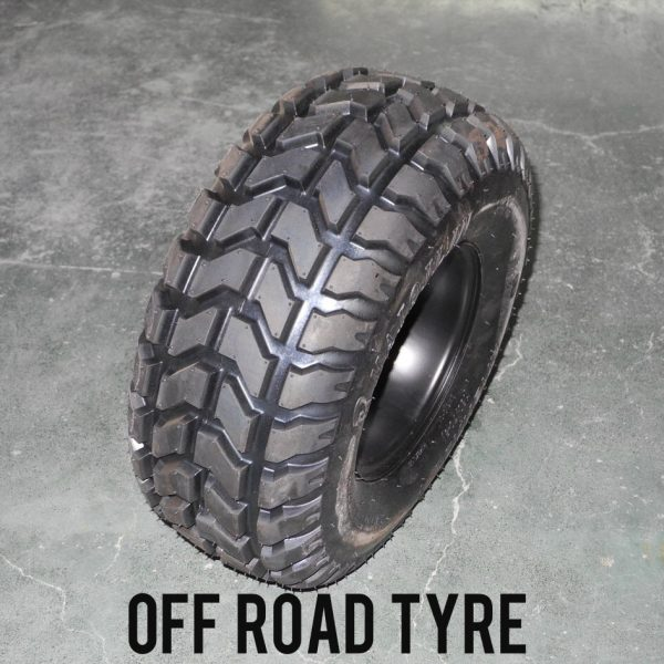 Junior Jeeps UK - Mini Jeeps UK - Off Road Tyre