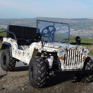 Junior Jeeps UK - Mini Willys Style